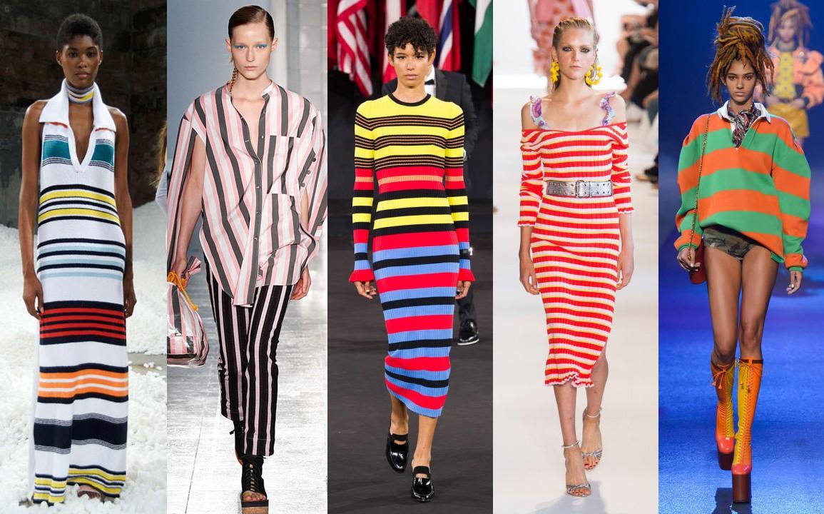 2 – fashion stripes 90s