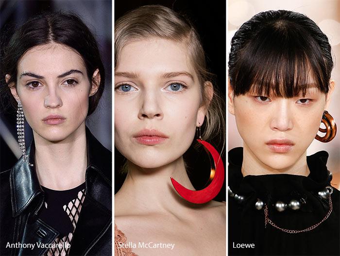 4 – fashion statement earrings